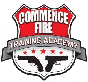 Commence Fire LE Logo